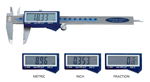 Three Reading Digital Caliper DFC Series